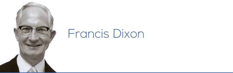 Francis Dixon