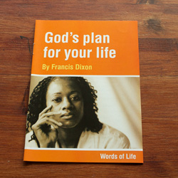 God's plan for your life - by Francis Dixon